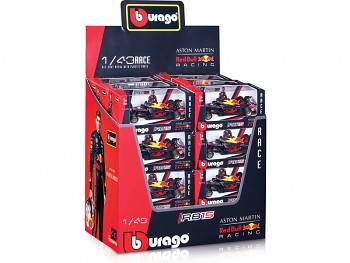 Bburago Red Bull Racing RB15 1:43 (sada 24ks)