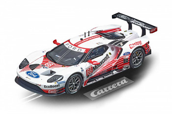 Auto Carrera EVO - 27619 Ford GT Race Car No.66