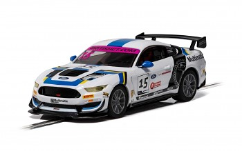 Ford Mustang GT4 - British GT 2019 - Multimatic Motorsports - Autíčko Touring SCALEXTRIC C4173