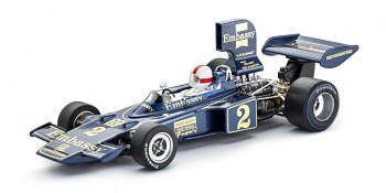 Lotus 72D - n.2 South Africa Championship 1975