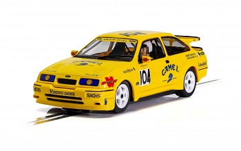 Ford Sierra RS500 - 'Came 1st' - Autíčko Touring SCALEXTRIC C4155