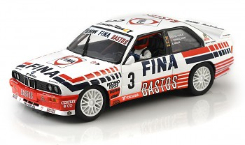 BMW M3 E30 No.3 24h Spa 1992