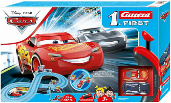 Autodráha Carrera FIRST - 63038 CARS Power Duell