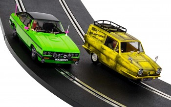 Autíčko Film & TV SCALEXTRIC C4179A - Only Fools And Horses Twin Pack