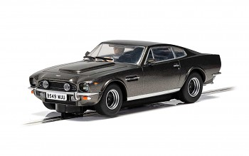 Aston Martin V8 - James Bond No Time To Die - Autíčko SCALEXTRIC C4203