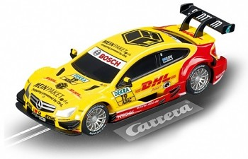 AMG Mercedes C-Coupe DTM D.Coulthard, No.19
