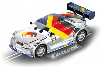 Disney Cars 2 Silver Max Schnell
