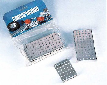 EITECH Supplement Set - C107 Smoth metal plates