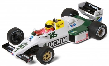Williams FW08C Senna