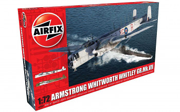 Classic Kit letadlo A09009 - Armstrong Whitworth Whitley GR.Mk.VII (1:72)