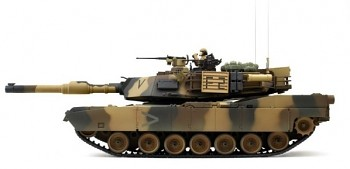 Tank Airsoft US M1A2 Abrams NTC