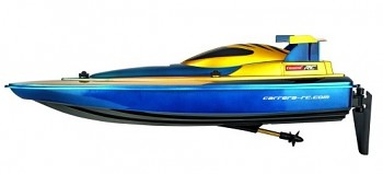 Race BOAT 2.4GHz blue