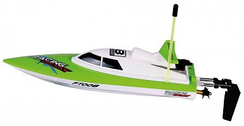 High Speed Boat 280 green