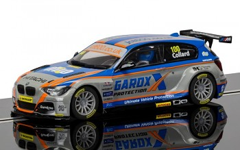 BTCC BMW 125 Series 1 Rob Collard