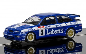 Ford Sierra RS500, Tim Harvey