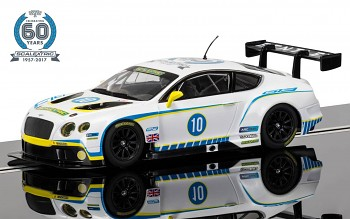 60th Anniversary Collection - Car No.1 - 2010s, Bentley Continental GT3