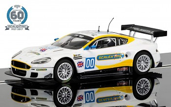 60th Anniversary Collection SCALEXTRIC C3830A - 2000s, Aston Martin DBR9