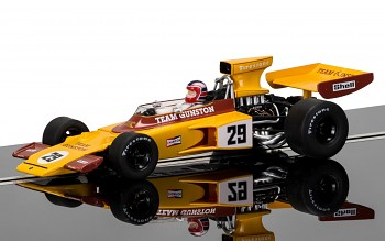 Lotus 72 Gunston 1974, Ian Scheckter Legend - Limited Edition