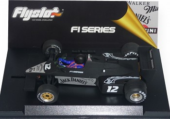 Williams FW08C Jack Daniels Edition