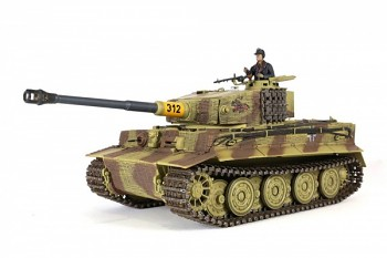 Tank Waltersons German Tiger I (Late) 1/24